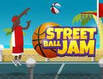 Straatbal Jam spel