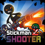 игра Stickman Shooter 2