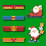 Stack The Gifts Xmas game