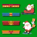 Impilare i regali Di Natale gioco