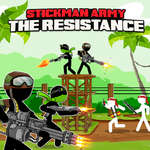 Stickman Army The Resistance Spiel