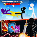 Stickman Fighter Mega Brawl Spiel