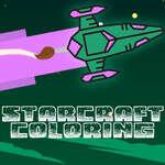 игра Раскраска Starcraft