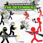 Stickman Army The Defenders game