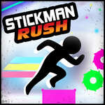Stickman Rush spel