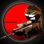 Stickman Sniper 3 (Ostreľovač) 3 hra