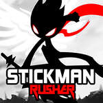Stickman Rusher spel