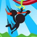 игра Stickman Прыжки