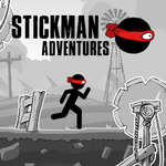 Stickman Adventures game