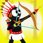 Stickman Destruction Warrior game