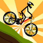 игра Stickman Велосипед Райдер