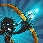 Stickman Archer Domnul Bow joc