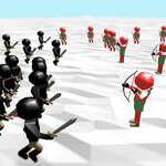 Stickman Szimulátor Végső Csata játék