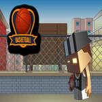 Basket-ball de rue jeu