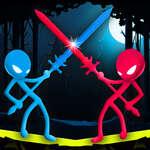 Stick Duel stredovekých vojen hra