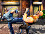 Sokak Dövüşçüsü Çılgınlığı oyunu
