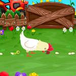 Pollo estúpido juego