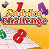 Sudoku kihívás játék