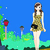 Summer lonely night dress up game