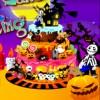 Szuper Halloween torta játék