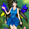 Summer Fairy Dress Up game