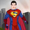 игра Супер герой одеваются