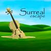 Surreale Flucht Spiel