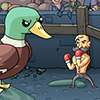 Canard Super Punch jeu