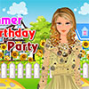 Summer Birthday Party game
