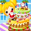 Süper tatlı Noel kek oyunu