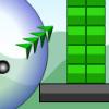 игра Супер упругий мяч