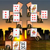 Sunset Solitaire spel