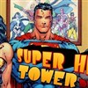 Super Heroes Tower Defence game