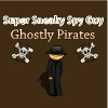 Super Sneaky Spy Guy 17 - Ghostly Pirates game