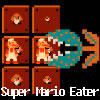 Super Mario Eater game
