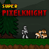 Super Pixelknight spel