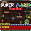 Super Mario - Save Toad game