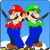 Super Mario Battle game