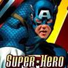 Clinton de super-héros jeu