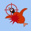 Super kačica lov hra