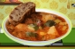 Summer Squash Sausage Stew game