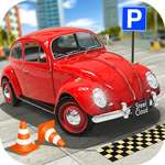 SUV Classic Car Parking Real Driving Spiel