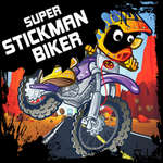 Super Stickman Biker game