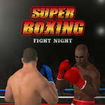 Super Boxing Fight Night játék