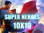 Superheroes 1010 game