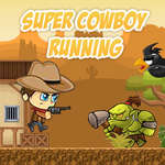 Super Cowboy Running game