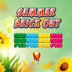 Summer Brick Out game