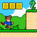 Super Steve World jeu