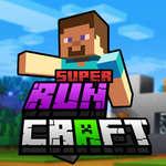 Super RunCraft spel