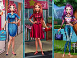 Suzy Different Outfit Events game